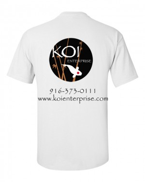 Official Koi Enterprise T-Shirts